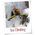 Climbing ice and mixed routes in Scotland and the Lake District