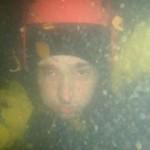 Underwater student!
