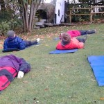 2 day outdoor first aid course with First Aid Cumbria