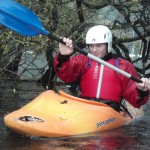 A short video of kayaking on Coniston Water