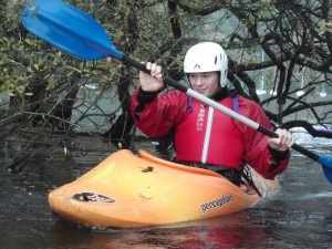 A brief video of kayaking on Coniston Water
